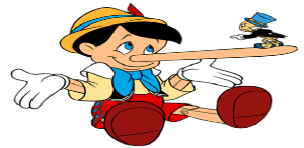 why men lie pinocchio