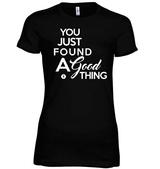 a-good-thing-tshirt-black
