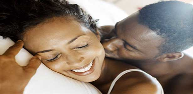 lick it foreplay black couple intimate