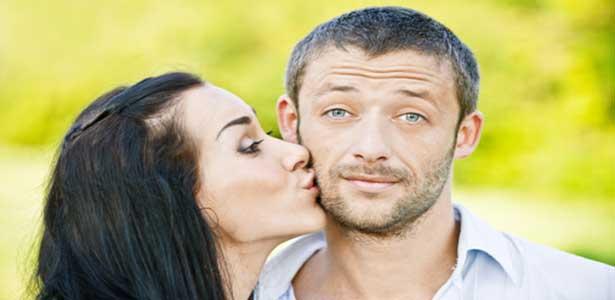 emotional pimp woman kisses friend on cheek