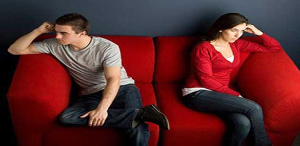 couple upset on couch because men struggle communicate