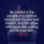 people who have your best interest life quotes