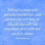 genuine connection relationship coach