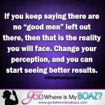 no good men boaz quotes