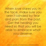 be ready for love quote