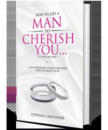 get a man to cherish you book